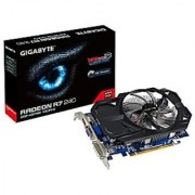Gigabyte AMD Radeon R7 240 DDR3-2GB DVI-D/HDMI/D-SUB OC Video Graphics Cards GV-R724OC-2GI REV2.0