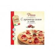 Пица с луканков салам и гъби Мис Каприз 340гр