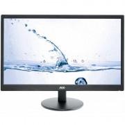 Monitor LED AOC M2470SWH 23.6 inch 5ms Black