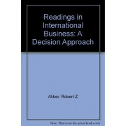 Readings In International Business: A Decision Approach
