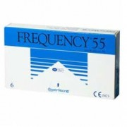 Frequency 55 Contact Lenses (6 lenses/box - 1 box)