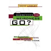 Where Does the Weirdness Go? by David Lindley