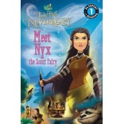 Disney Fairies: Tinker Bell and the Legend of the Neverbeast: Meet Nyx the Scout Fairy by Disney
