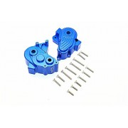 Axial Yeti XL Monster Buggy Upgrade Parts Aluminium Center Transmission Case - 1 Set Blue