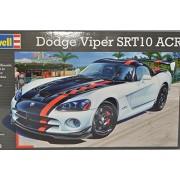 Dodge Viper SRT/10 ACR coupé 07079 1/25 Bausatz Kit 1/24 Revell Modell Auto mit oder ohne individiuellem Wunschkennzeichen - Ohne Wunschkennzeichen