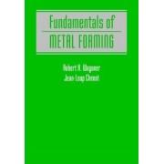 Fundamentals of Metal Forming Analysis by Robert Wagoner
