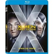 X-MEN FIRST CLASS BluRay 2011