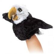 Folkmanis Little Eagle Hand Puppet
