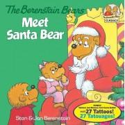 Berenstain Bears Meet Santa Bear: Deluxe Edition by Stan Berenstain