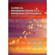 Clinical Pharmacokinetics and Pharmacodynamics by Malcolm Rowland