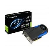 Tarjeta de Video Gigabyte NVIDIA GeForce GTX 970 OC, 4GB 256-bit GDDR5, PCI Express 3.0