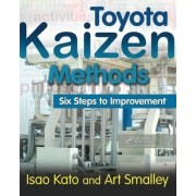 Toyota Kaizen Methods by Art Smalley