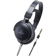 Audio Technica ATH-T200 On-Ear Headphone (Black)