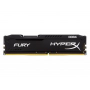 KINGSTON DIMM DDR4 4GB 2666MHz HX426C15FB/4 HyperX Fury Black