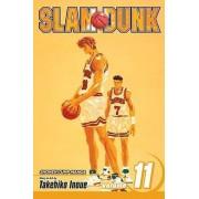 Slam Dunk, Volume 11 by Takehiko Inoue