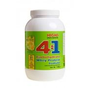 High5 Energy Source 4:1 Żywność energetyczna 1.6 kg zielony/biały Suplementy fitness