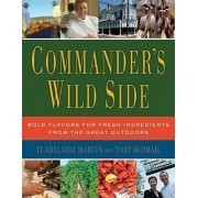 Commander's Wild Side by Ti Adelaide Martin