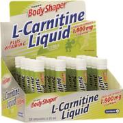 Weider L-Carnitine Liquid Citrus 40ampules