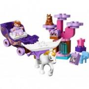 LEGO® DUPLO® Prima trăsură magică a Sofiei 10822