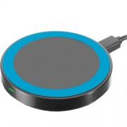 Incarcator Wireless Albastru YUPPI LOVE TECH