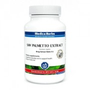 Saw Palmetto (Serenoa repens) 60 kapsułek (200 mg) Medica Herbs