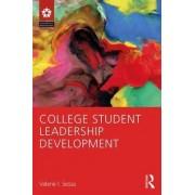 College Student Leadership Development by Valerie I. Sessa