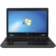 "Notebook HP ZBook 15 G2, 15.6"" Full HD, Intel Core i7-4710MQ, Quadro K610M 1GB, RAM 4GB, HDD 1TB, Windows 7 / 10 Pro, Negru"