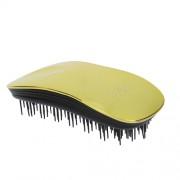 Ikoo Metallic Home Haarbürste für Frauen Große Haarbürste Farbton - Soleil Black