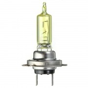 New Arrival H7 55W Xenon Halogen Bulb Car Auto Headlight Light Lamp Bulb Rainbow Blue/Yellow/White DC12V