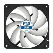 ARCTIC F12 PWM PST - Ventola da 120 mm di tipo PWM a basso livello di rumore con case standard e funzionalità PWM Sharing Technology (PST)