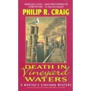 Death in Vineyard Waters by Philip R Craig