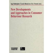 New Developments and Approaches in Consumer Behaviour Research by Claudia Mennicken