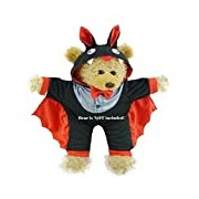 """Build Your Bears Wardrobe 15-Inch """"Clothes Fit Build Bear Little Devil"""" Halloween Outfit"""