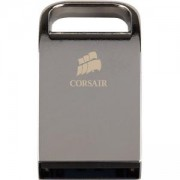 Флаш памет Corsair Flash Voyager Vega USB 3.0 64GB, Ultra-Compact Low Profile USB Flash Drive, Zinc Alloy Housing, Plug and Play, CMFVV3-64GB