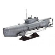 Revell U-Boot Type XXVIIB 1:72 Submarine Assembly kit - maquetas de barcos, botes y submarinos (1:72, Submarine, Seehund, Assembly kit, Second World War, Pro)