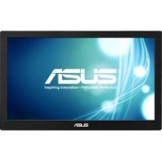 Monitor portabil LED 15.6 Asus MB168B WXGA 11 ms USB 3.0 Negru-Argintiu