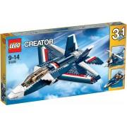 LEGO Creator Blauwe Straaljager - 31039