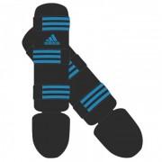 Adidas Scheenbeschermer Good Zwart Blauw - M