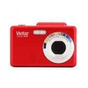 VIVITAR VS124-RED 16.1-Megapixel Digital Camera