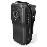 Camera Video de Actiune iUni BK01, Full HD, Carcasa metalica + Kit sport (Negru)