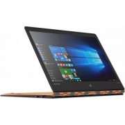 "Laptop 2in1 Lenovo IdeaPad Yoga 900S-12ISK (Procesor Intel® Core™ m7-6Y75 (4M Cache, up to 3.10 GHz), Skylake, 12.5""QHD, Touch, 8GB, 512GB SSD, Intel HD Graphics, Wireless AC, Tastatura iluminata, Win10 Home, Gold)"