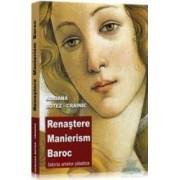 Renastere. Manierism. Baroc - Istoria Artelor Plastice - Adriana Botez-Crainic