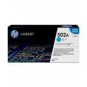 Тонер касета цветна cyan HP no. 502A Q6471A