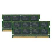 Mushkin 8 GB SO-DIMM DDR3 - 1066MHz - (996644) Mushkin Essentials Kit CL7