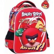 Mini ghiozdan Angry Birds