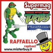 SUPERMAG 0296 NINJA TURTLES RAFFAELLO