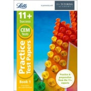 11+ Practice Test Papers (Get Test-Ready), Inc. Audio Download: For the CEM Tests by Letts 11+
