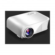 Proyector S320 LCD Projector 1800 Lumens 800 X 600 Pixels 1080P Media Player US PLUG-Blanco