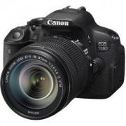 Огледално-рефлексен фотоапарат Canon EOS 700D + EF-s 18-135mm IS STM - AC8596B009AA