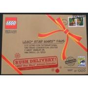 2011 San Diego Comic Con Comicon International (Sdcc 2011) Exclusive Lego Star Wars Advent Calandar